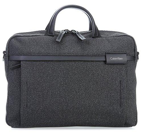 Calvin Klein Neil 12'' Maletín con compartimento para portátil negro
