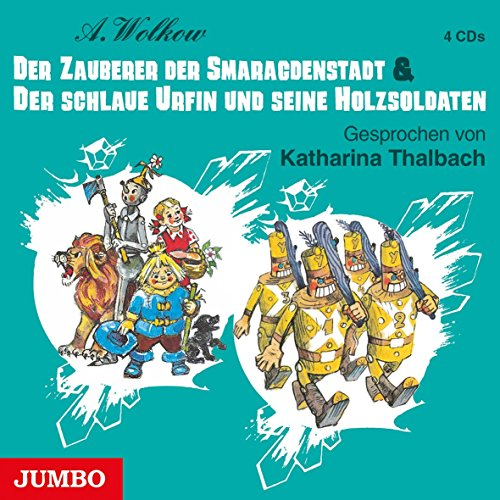 Der Zauberer der Smaragdenstadt & Der schlaue Urfin und seine Holzsoldaten (Alexander Wolkow (Zauberer Von Oz Der Neue)