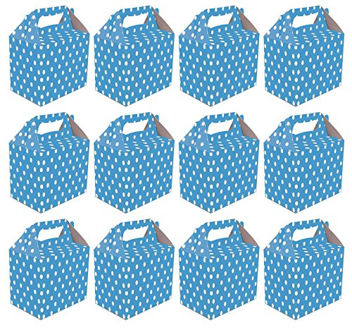 value-pack-12-x-baby-blue-polka-dot-paper-lunch-box-going-home-present-picnic-boxes