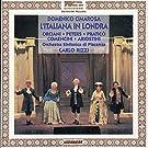 Cimarosa: L'italiana in Londra (The Italian Girl in London)