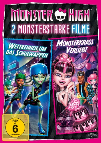 Monster High - 2 monsterstarke ()