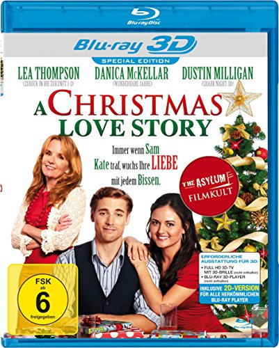 A Christmas Love Story [3D Blu-ray]