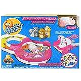 Zhu Zhu Pets Deluxe Hamster House Starter Set [with Jilly, Baby & Stroller]