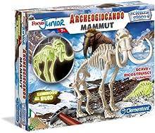 Clementoni 13186 juguete y kit de ciencia para niños - juguetes y kits de ciencia para niños (Paleontology, Cualquier género, Multi)