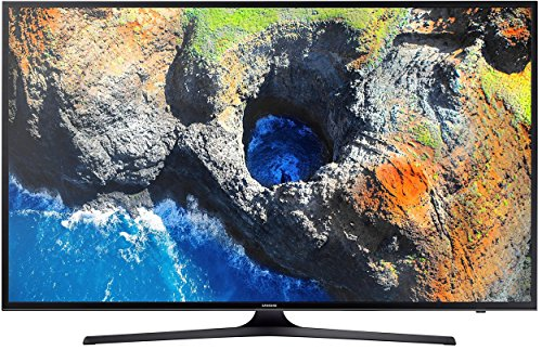 Samsung 125 cm (50 inches) Series 6 50MU6100 4K UHD LED Smart TV (Black)