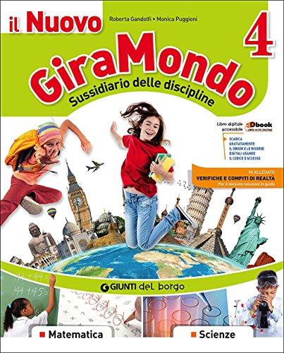 Nuovo giramondo matematica. Per la Scuola elementare. Con e-book. Con espansione online: 1