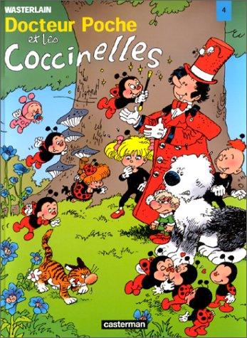 Docteur Poche : Les coccinelles