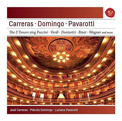 Carreras - Domingo - Pavarotti