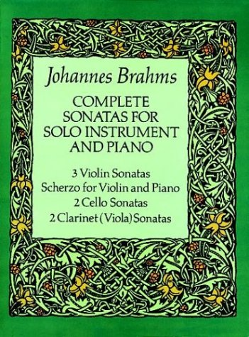 Complete Sonatas for Solo Instrument and Piano: Viola (Viola Sonatas)