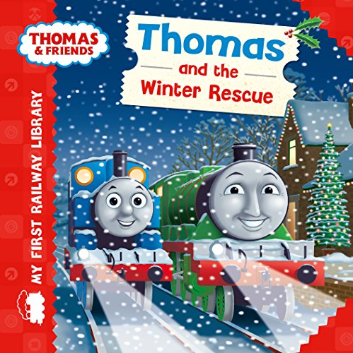Thomas & Friends: My First Railway Library: Thomas and the Winter Rescue