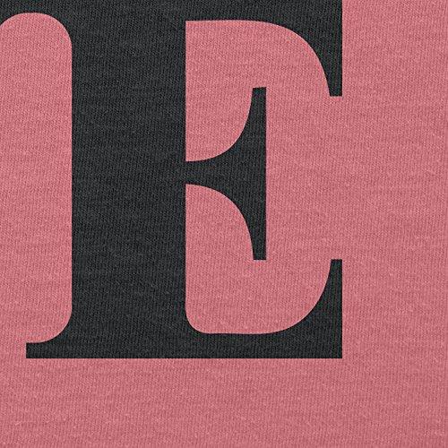 Texlab–Poke Love–sacchetto di stoffa Pink