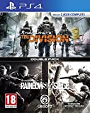 Compilation Tom Clancy's: Rainbow Six Siege + The Division PS4