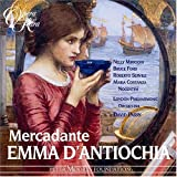 EMMA D'ANTIOCHIA - Saverio Mercadante -CD Album