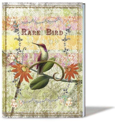 A5 Uccello raro taccuino Progettato da Mimi - Rari Uccelli Esotici