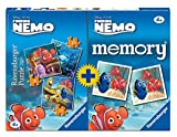 Ravensburger 07344 3 - Nemo Multipack, 3 Puzzle + 1 Memory