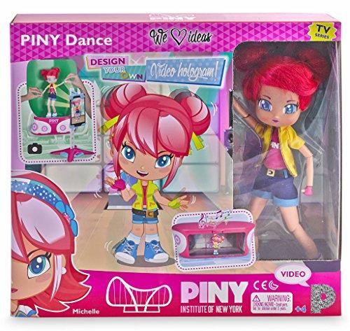 PINY - Muñeca Piny Dance (Famosa 700013449)