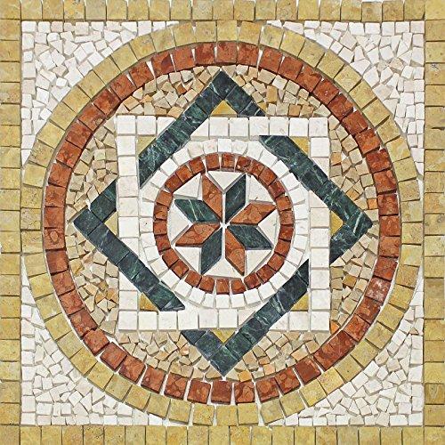 rosoni-rosone-mosaico-in-marmo-su-rete-per-interni-esterni-66x66-fantasi-giallo