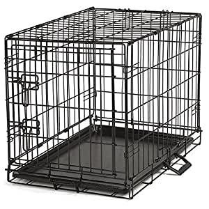 ProSelect Easy Dog Crates for Dogs and Pets - Black; Small, Medium, Medium-Large, Large, Extra Large by PetEdge Dealer Services*