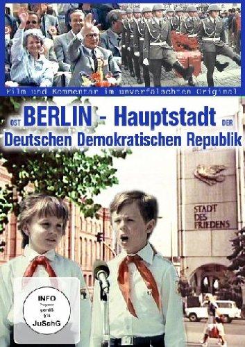 Ost-Berlin 2 - Hauptstadt der Deutschen Demokratischen Republik Preisvergleich