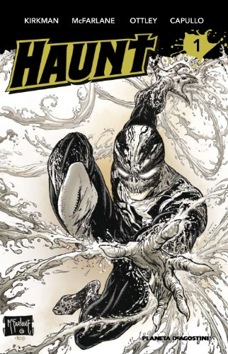 The Haunt 01 Cover Image