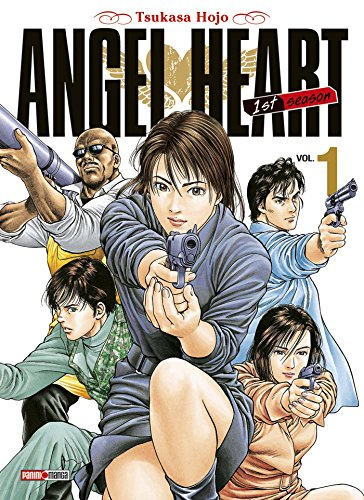 Angel Heart Nouvelle édition Tome 1