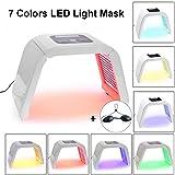 Foton Therapie, 7 kleuren, lichtbehandeling, masker, schoonheid, lichttherapie, gezichtsmasker, huidverjonging, gezichtsmaske