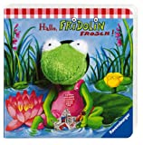 Hallo, Fridolin Frosch!, Fingerpuppenbuch