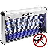 meilleur PrimeMatik.com Lampe anti insectes volants Tue-Mouche destructeur d'insectes electrique anti moustique 40 W pas cher