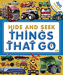 Hide and Seek Things That Go (Dk)