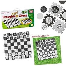 2 in 1 bozze giganti e gioco di scacchi