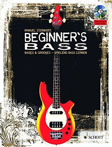 Beginner\'s Bass: Basics & Grooves - spielend Bass lernen