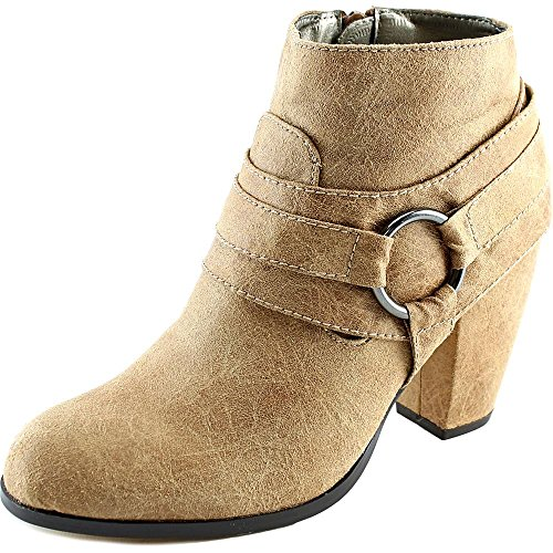 Michael Antonio Martina Donna US 11 Beige Stivaletto