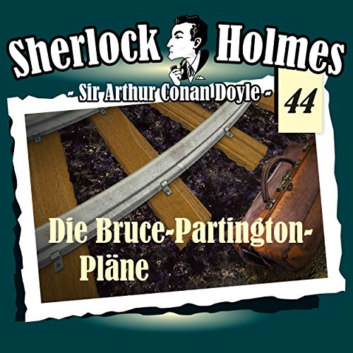 Plane Fall (Die Originale - Fall 44: Die Bruce-Partington-Pläne)