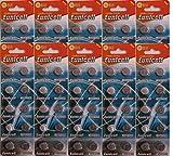 100 x AG13 G13 SR44 LR44 A76 V13GA PX76A 357 Alkaline Button Batteries