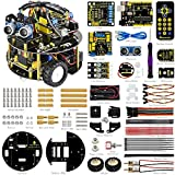 KEYESTUDIO Bluetooth Ultraschall Smart Auto Roboter Starter DIY Kit für Arduino