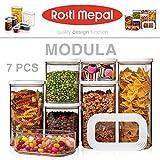 Rosti Mepal – Modula Vorratsdosen Set 7-teilig - 2