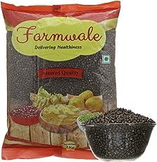 Farmwale Whole Black Urad, 1kg