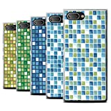 Stuff4® Hülle/Case für Blackberry KEY2/BBF100/Pack (15 Modelle)/Bad Fliesen Kollektion
