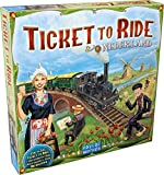 Asmodee 8504 - Ticket To Ride Nederland, Edizione Italiana