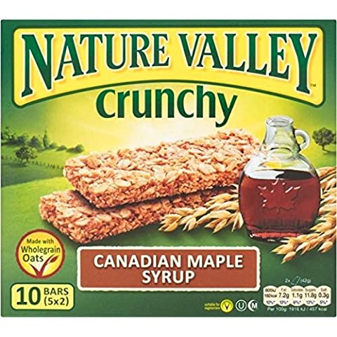 Nature Valley Barre Croccanti Muesli - Canadian