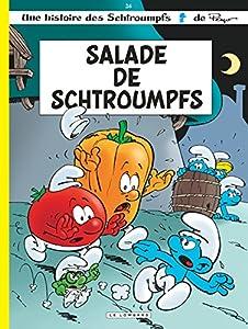 "Afficher ""Schtroumpfs (Les) n° 24 Salade de Schtroumpfs"""