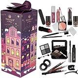 Calendrier de l'Avent rempli de surprises cosmétiques - Produits de beauté et de maquillage - Design citadin