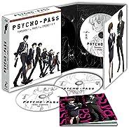 Psycho Pass Temporada 1 Parte 1. Blu-Ray. Edición Coleccionista. [Blu-ray]