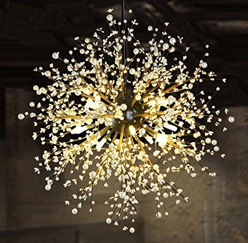Klassischer Kronleuchter 8 Leuchten Antik Pendant Lampen Haus Decke Beleuchtung Leuchter...