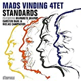 Mads 4TET Vinding: Standards (Audio CD)