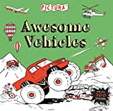 PICTURA PUZZLES - AWESOME VEHICLES