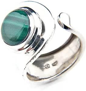 MRI 149 Karneol Ring 925 Silber Sterlingsilber Damenring orange rot verstellbar