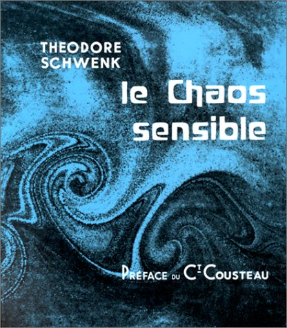 Le chaos sensible : Création de formes par les mouvements de l'eau et de l'air