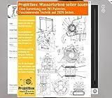 Wasserturbine selber bauen: Deine Projektbox inkl. 261 Original-Patenten bringt Dich mit Spa� ans Ziel! Bild