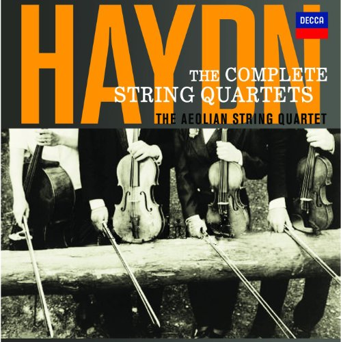 Haydn: The Complete String Qua...